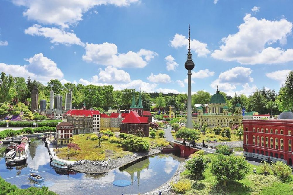 Hotel Legoland Deutschland Legoland Feriendorf In Gunzburg Bei Urlaub De Buchen