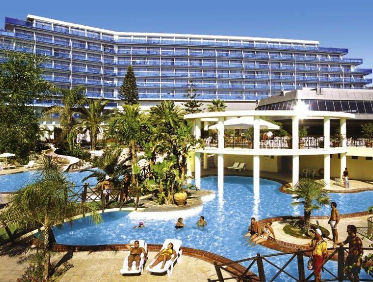Hotel Calypso Beach Rhodes Thomas Cook
