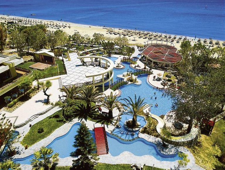 Mitsis Faliraki Beach Hotel All Inclusive