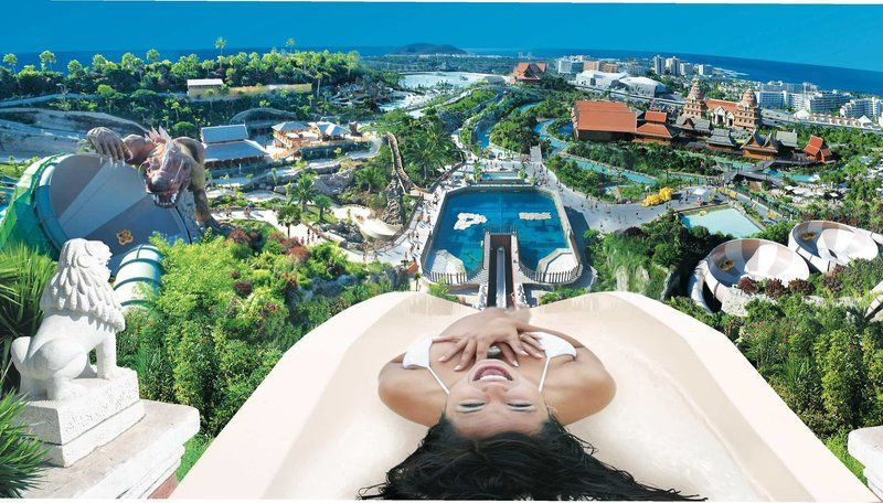 Hotel Siam Los Olivos Beach Resort In Playa De Fanabe