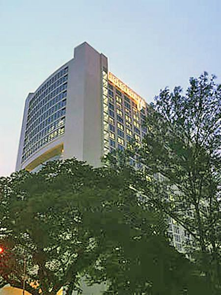 Hotel Maya Kuala Lumpur Angebot aufrufen
