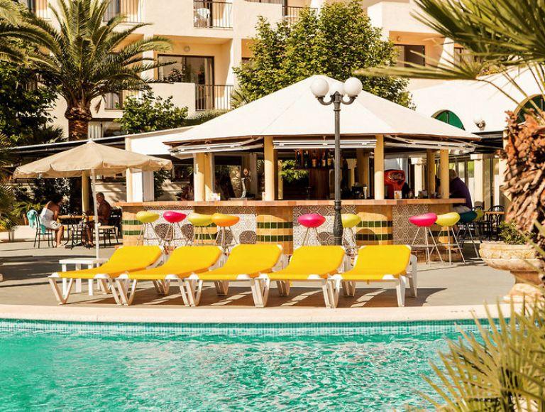 Smartline La Santa Maria Hotel Amp Apartments Hotel In