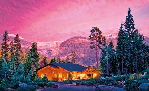 Wuksachi Lodge Angebot aufrufen