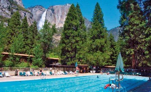 Yosemite Valley Lodge Angebot aufrufen