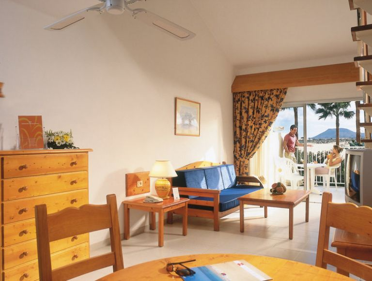 Clubhotel riu oliva beach nebengeb ude in corralejo bei for Riu oliva beach village
