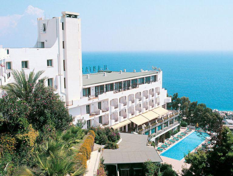 Hotel Antares & Olimpo & Le Terrazze - Hotel in Letojanni ...