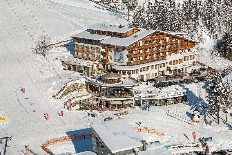 AlpineResort Zell am See Angebot aufrufen
