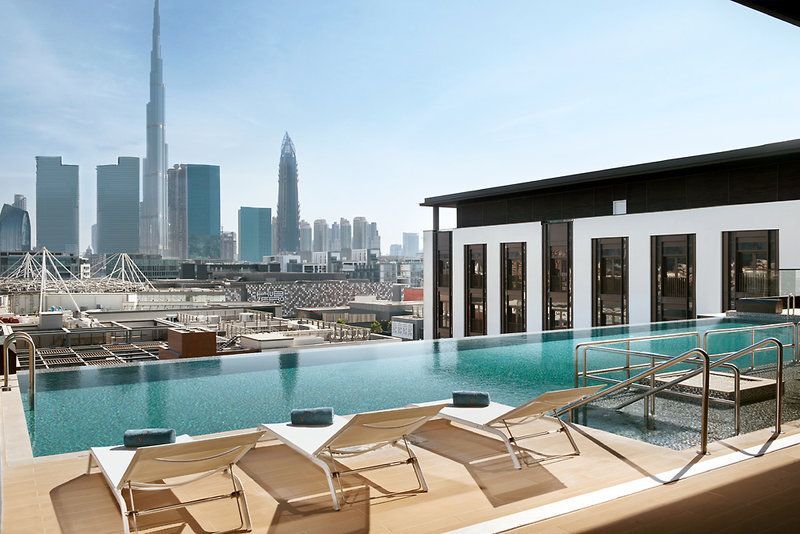 La Ville Hotel & Suites CITY WALK, Dubai, Autog...