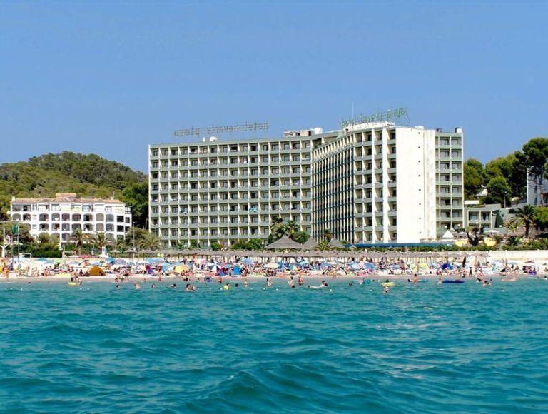 Hotel Beverly Playa In Paguera Bei Thomas Cook Buchen