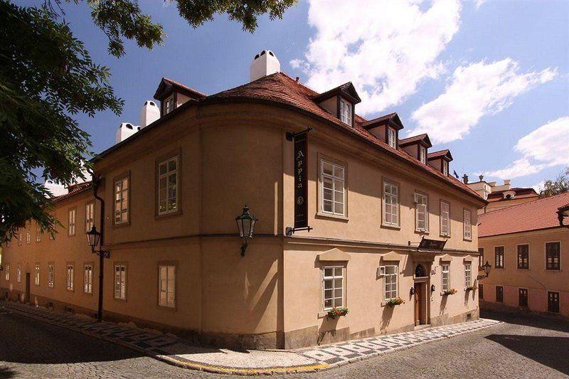 Appia Hotel Residences Prag