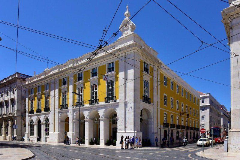 Pousada de Lisboa Praca do Comércio - Small Lux...