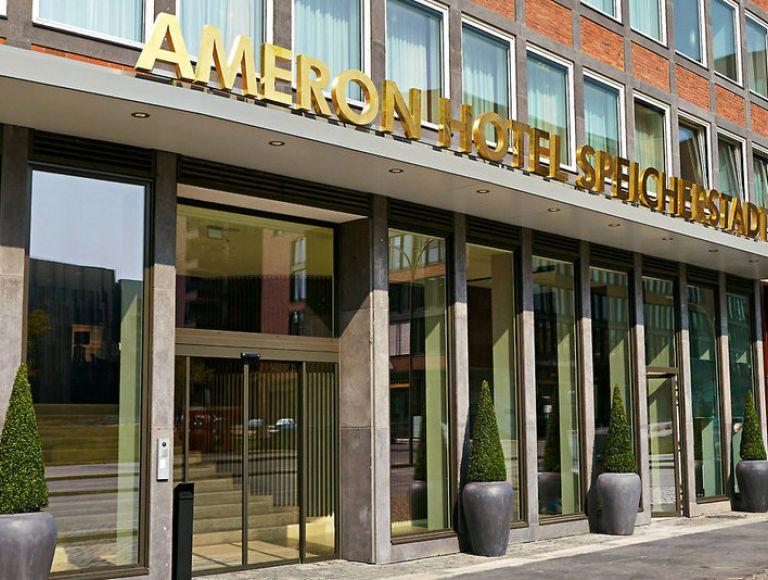 Ameron Hotel Speicherstadt günstig buchen   Thomas Cook