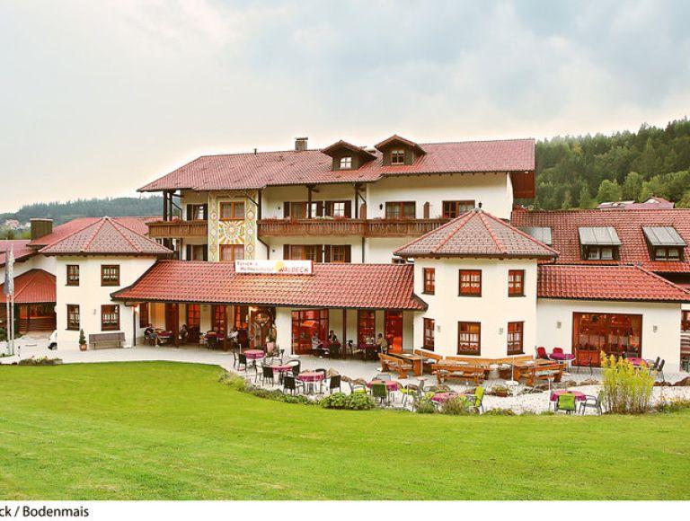 Wellness Wohlfuhl Hotel Waldeck Neckermann Reisen