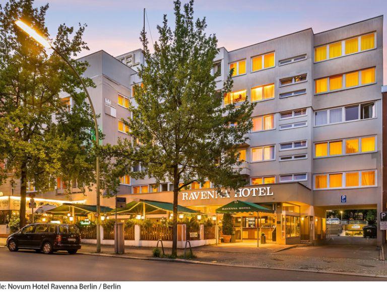 Novum Hotel Ravenna Berlin Steglitz Urlaub 2019 In Berlin