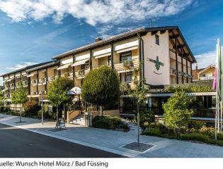 Hotel Bad Fussing Gunstig Buchen Mit Neckermann Reisen