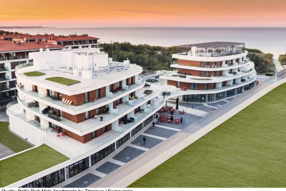 Vellidte Hotel Baltic Park Molo - Urlaub 2019 in Swinemünde (Swinoujscie RM-34