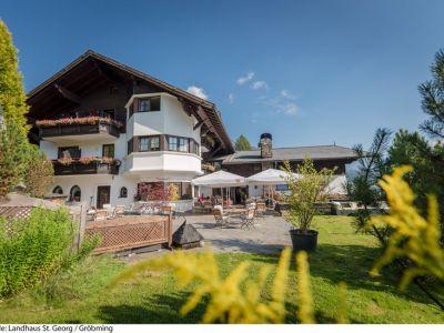 Hotel Landhaus St Georg Urlaub 2019 In Grobming Neckermann Reisen
