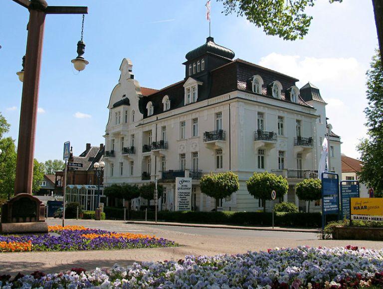 Hotel Göbel´s Quellenhof in Bad Wildungen bei Thomas Cook buchen