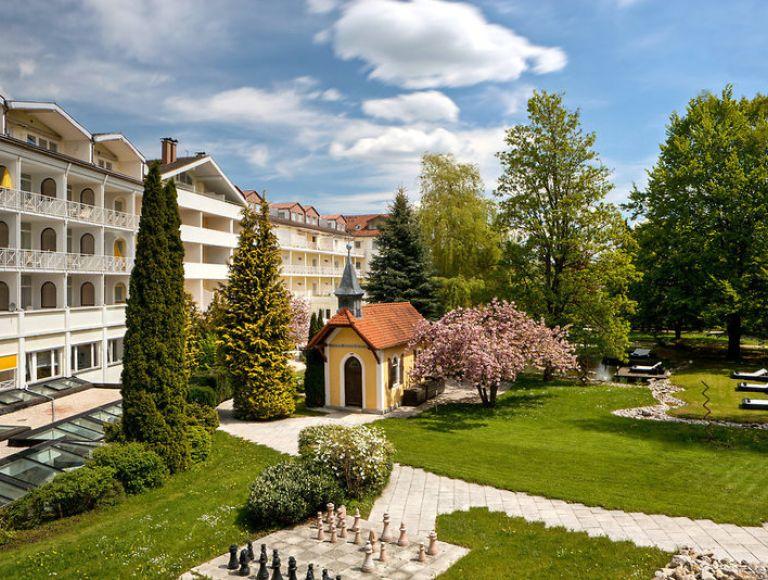 Parkhotel Residence Bad Wörishofen in Bad Wörishofen bei Thomas Cook ...