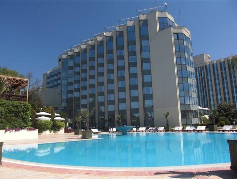 Hotel Swissotel The Bosphorus Urlaub 2019 In Istanbul Neckermann