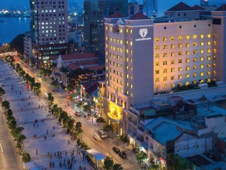 Saigon Prince Hotel Urlaub 2019 In Ho Chi Minh City Saigon