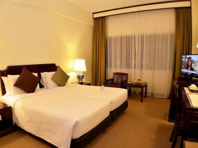 Hotel Grand Pacific Singapore In Singapur Zentral Bei Thomas Cook
