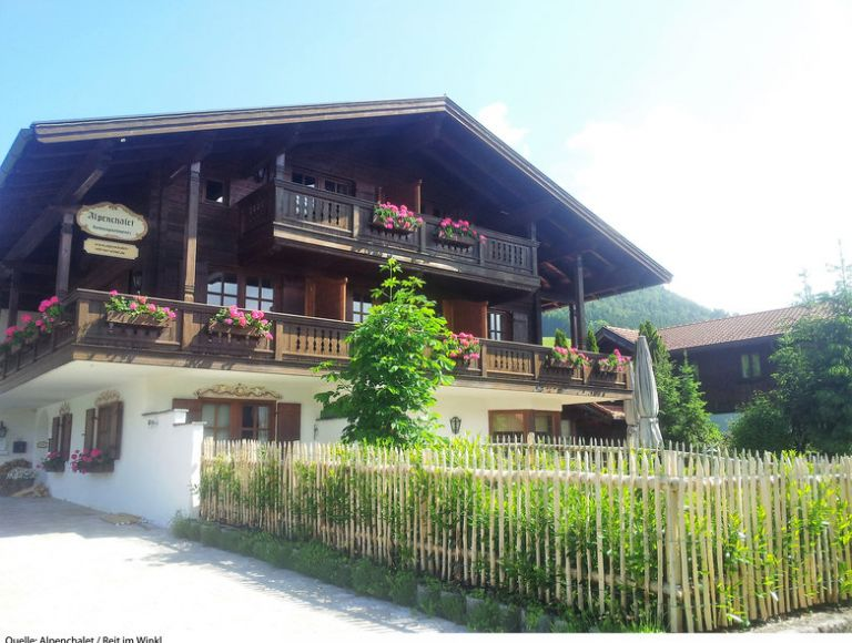 Hotel Alpenchalet Reit im Winkl - Urlaub 2018 in Reit im Winkl ...