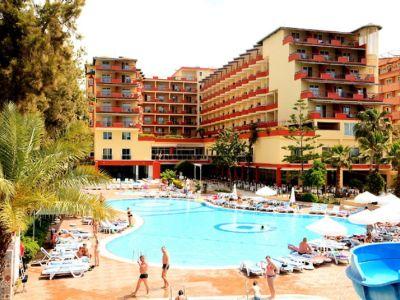 Hotel Holiday Park Resort In Incekum Side Bei Thomas Cook Buchen