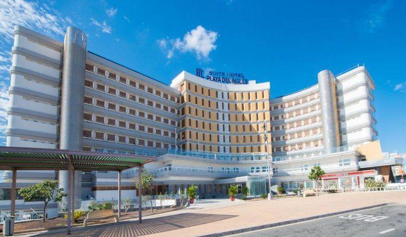 Suitehotel Playa Del Ingles In Playa Del Ingles Bei Thomas Cook Buchen