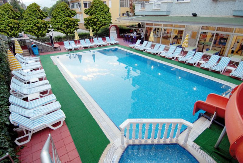 hotel alanya risus park in alanya bei thomas cook buchen