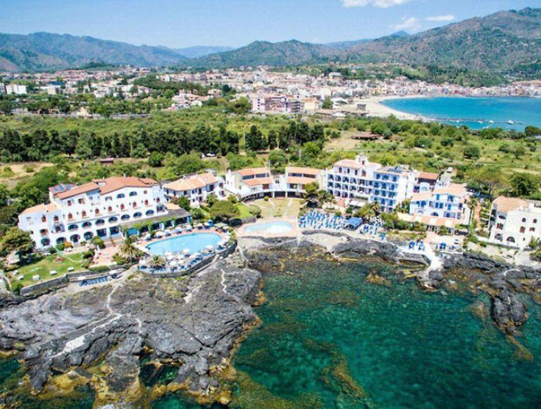 Hotel kalos urlaub 2019 in giardini naxos neckermann reisen