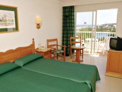 Bg Portinatx Beach Club Hotel Thomas Cook