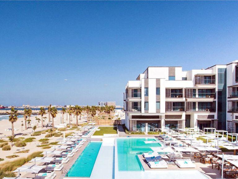 Hotel Nikki Beach Resort Spa Dubai Urlaub 2019 In Jumeirah Beach