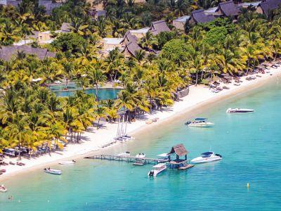 Hotel Trou Aux Biches Beachcomber Golf Resort Spa In Trou Aux
