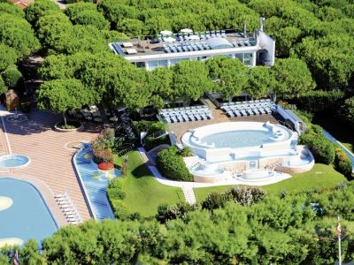 Union Lido Art Park Hotel In Cavallino Cavallino Treporti Bei