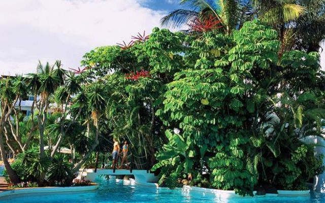 Hotel Jardin Tropical in San Eugenio (Costa Adeje) bei Thomas Cook ...