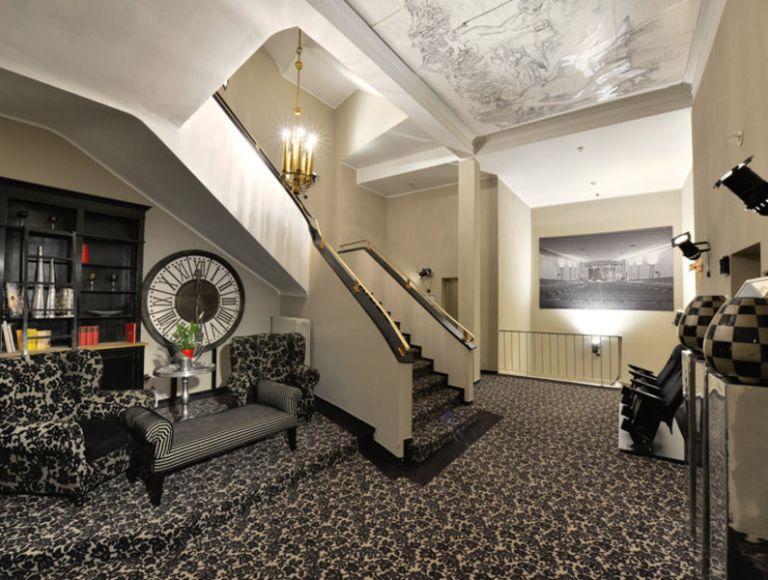 Stage 47 Design-Hotel in Düsseldorf bei Thomas Cook buchen