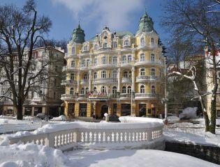 Marienbad Urlaub Kur In Tschechien Bei Neckermann Reisen