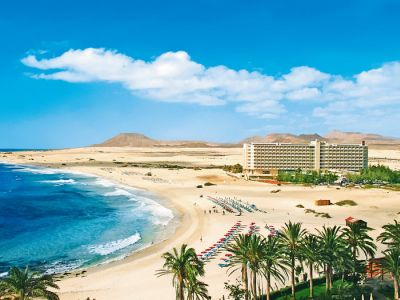Clubhotel Riu Oliva Beach Nebengebaude Thomas Cook