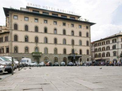 Grand Hotel Baglioni Florenz In Florenz Bei Thomas Cook Buchen