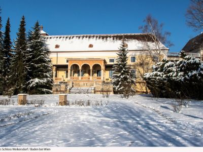Hotel Schloss Weikersdorf In Baden Wien Bei Thomas Cook Buchen