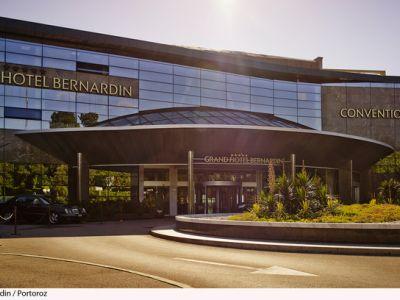 St Bernardin Resort Grand Hotel Bernardin In Portoroz Bei Thomas
