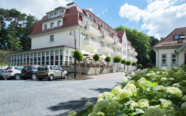 Hotel Cesarskie Ogrody Kaisers Garten In Swinoujscie Swinemund