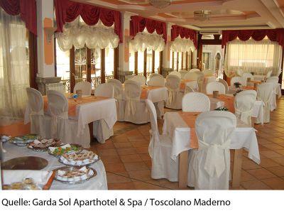 Hotel Bel Soggiorno Beauty & SPA in Toscolano-Maderno bei ...