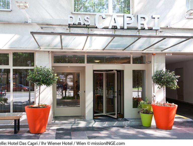 Das Capri Ihr Wiener Hotel buchen   Thomas Cook
