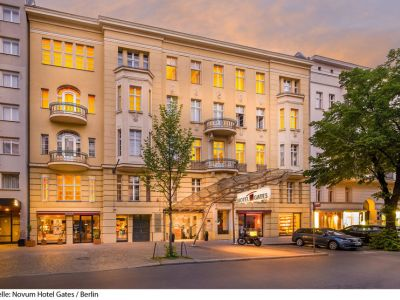 Novum Hotel Gates Berlin Charlottenburg Thomas Cook