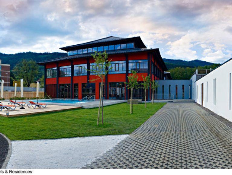 Falkensteiner Hotel & Asia Spa Leoben in Leoben bei Thomas Cook buchen