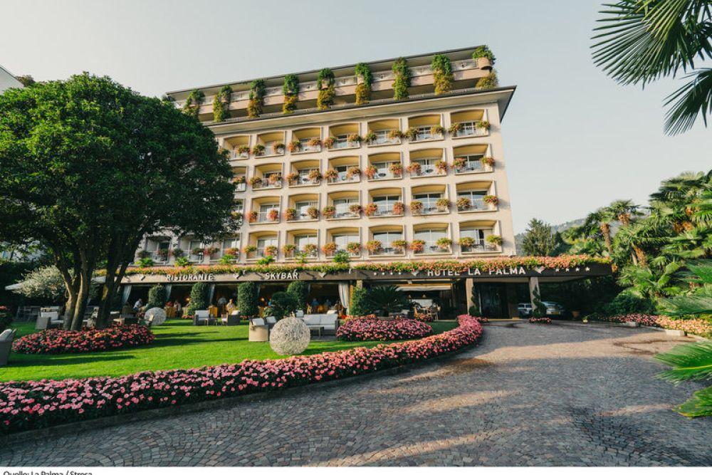 Hotel La Palma Urlaub 2019 In Stresa Lago Maggiore Neckermann