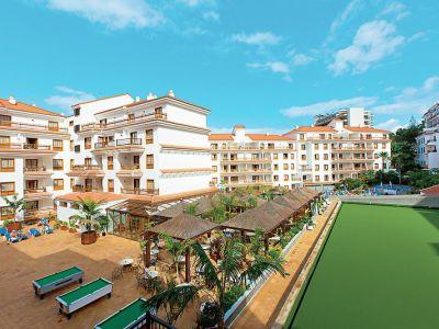 Hotel Casablanca Puerto De La Cruz In Puerto De La Cruz Bei Thomas