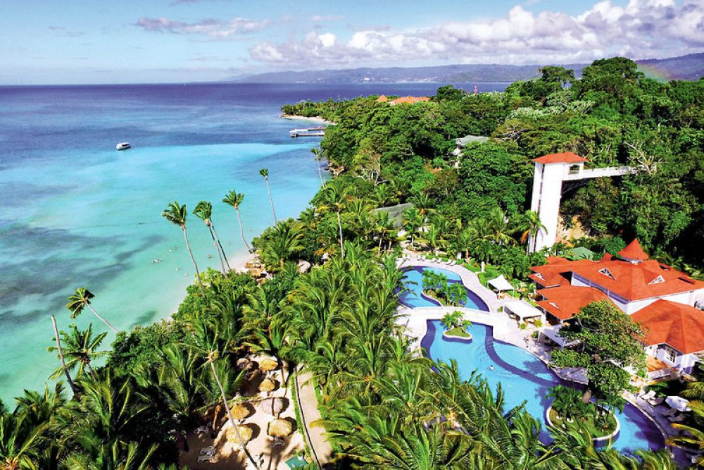 Bacardi Insel Dom Rep Karte.Neckermann Reisen Luxury Bahia Principe Cayo Levantado